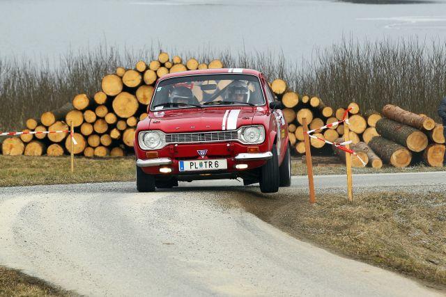Schneerosen-Rallye 2015 Team Posch